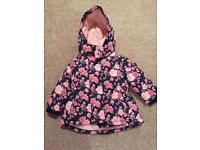 Baby girl's coat