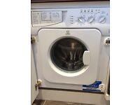 Indesit Ecotime IWME 127 Built-in Washing Machine - White 355/1099