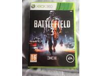 Battlefield 3 & bad company for Xbox 360