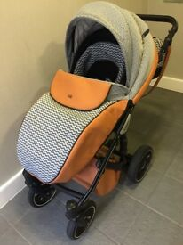 Anex Sport Baby Pram For Sale