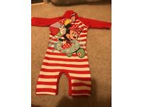 Minnie Mouse all in one swimwear