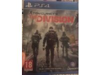 PS4 Tim Clancy's The Division