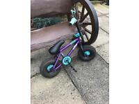 Mini rocker BMX