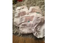 reusable nappy bundle.