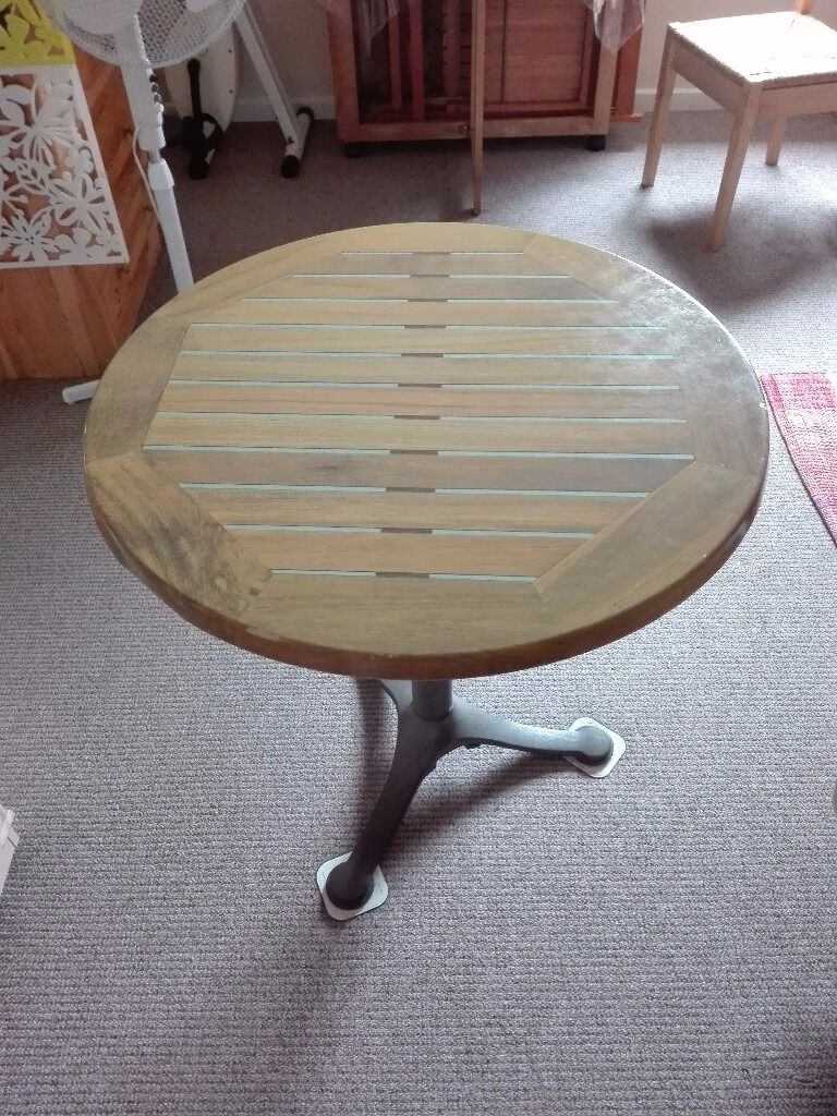 Folding Costa Coffee Table Free Local Delivery In Cheshunt - Costa coffee table