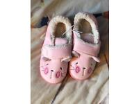 Slippers brand new size 1