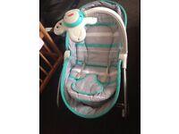Tiny Love 3-in-1 Rocker Napper Baby seat