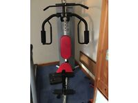 WeiderPro 3000 Multigym - a great easy to use multi gym - willing to consider reasonable offers