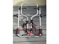 4 x 4 Halfords Bike Carrier