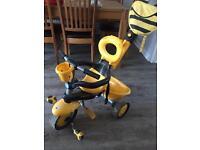 Smart trike bee