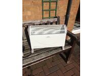 3 Warm Air convector heaters for sale