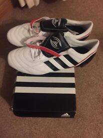 Rugby boots new in box size 8.5