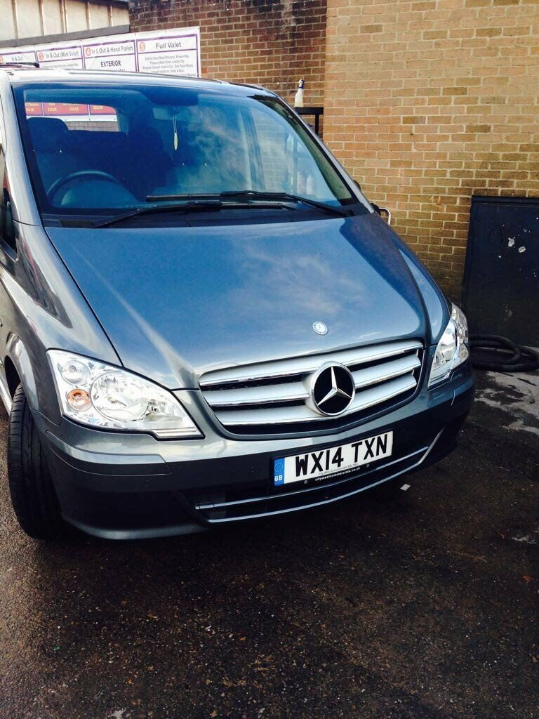 mercedes benz vito 116 cdi sport dualiner compact van. Black Bedroom Furniture Sets. Home Design Ideas