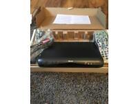 New & Unused Sky Hd Mini Box with Remote