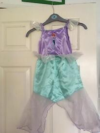 Little mermaid costume