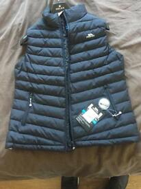 Brand New Women's Trespass Padded Gilet