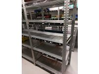 Retail Store, Fixtures and Fittings, Warehouse Racking