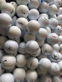 50 NIKE golf balls,mint