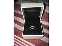 Pandora Ring and Braclet