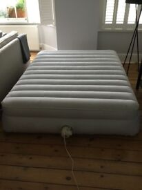 Inflatable 'Aerobed' Double Mattress