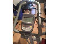 cross trainer gym cardio