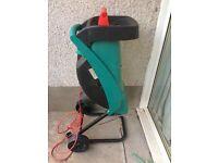 Bosch AXT 2000 Rapid Shredder