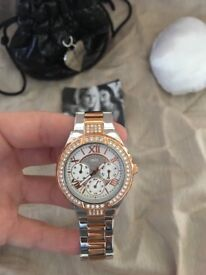 Guess W0845L6 Women's Envy Wristwatch £65 O.N.O