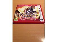 POKEMON OMEGA RUBY - Nintendo 3ds game