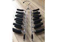 X2 Tie & Belt Racks
