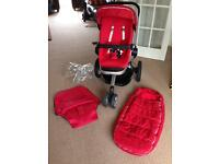 Quinny Buzz 3 Pushchair & Accessories
