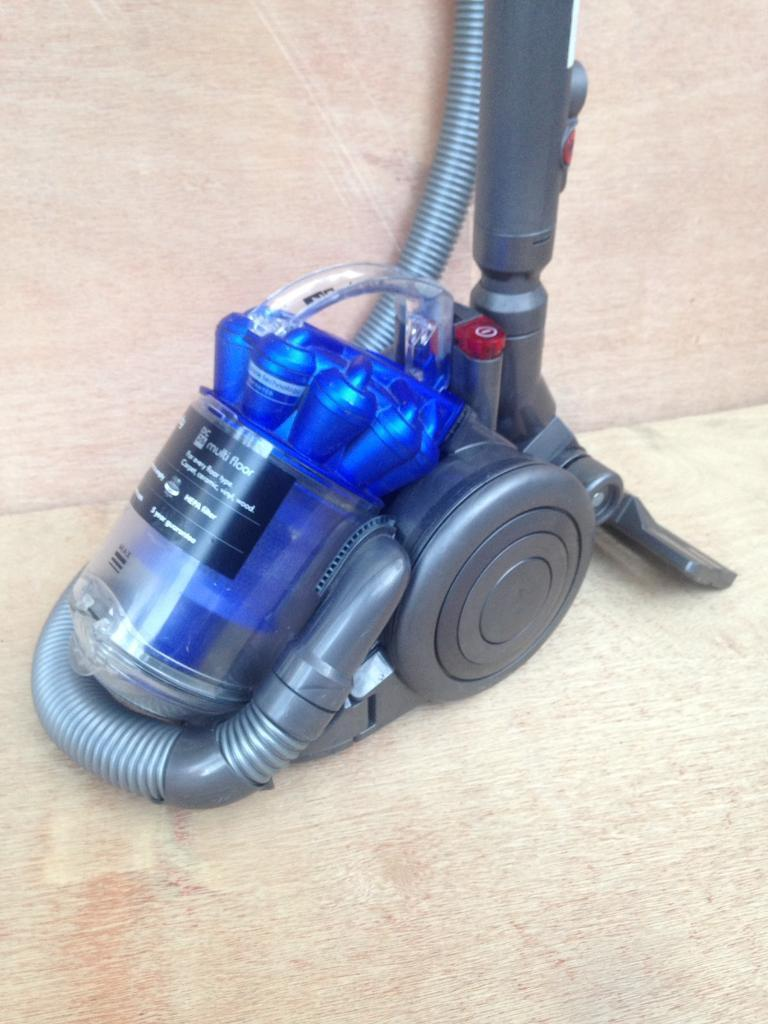 Dyson City DC26 Multifloor Vacuum Cleaner + 2 Tools