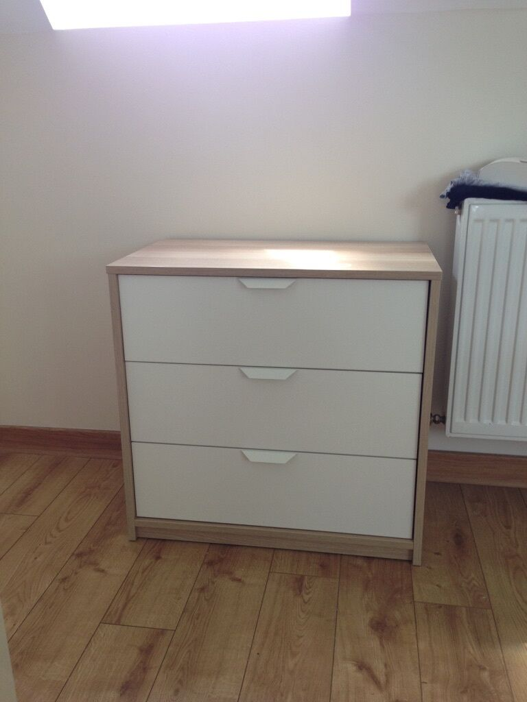 IKEA ASKVOLL Chest of 3 drawers in Sydenham London  : 86 from www.gumtree.com size 768 x 1024 jpeg 59kB