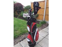 Golf set in very good condition