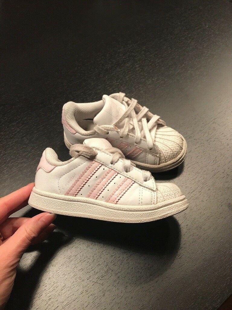 brand new 30ed1 62bb8 Kids Adidas shell toe trainers | in Leamington Spa, Warwickshire | Gumtree