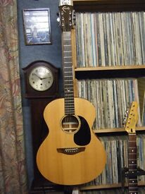 Faith Neptune guitar (electro acoustic)