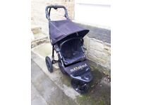 Nipper 360 single push chair