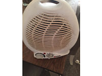Small White Electic Heater