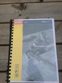 Aprilia Tuono Rsv workshop manual