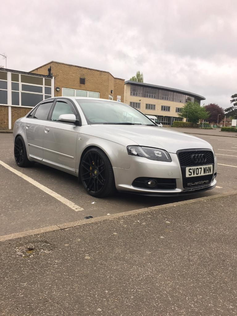 2007 Audi A4 2 0 Turbo Quattro S Line In Herne Bay Kent