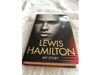 Lewis Hamilton my story used