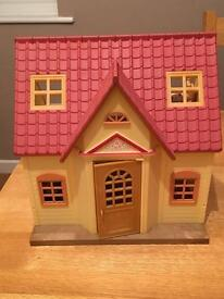 Sylvanian Families - Sycamore Cottage