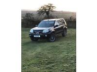 Nissan X Trail 4X4