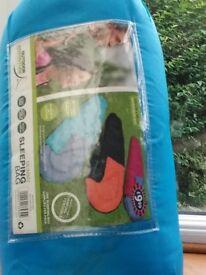 Sleeping bag new