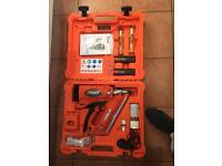 Paslode im350 nail gun first fix gas nailer
