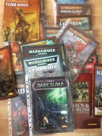 26 Warhammer magazines. Most kept in polly pockets for protection.