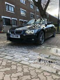 Cheapst in uk 2011 bmw 330i convertible black