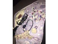 Babyliss straighteners and hair accessories