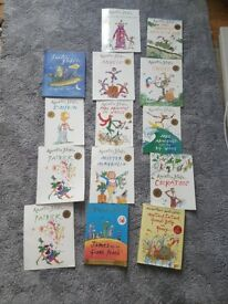 Quentin Blake Childrens Books Collection