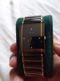 Mens Rado Integral Ceramic Diamond Men's Watch RRP £1810