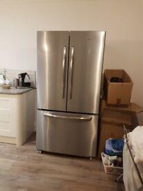 Maytag american.fridge freezer